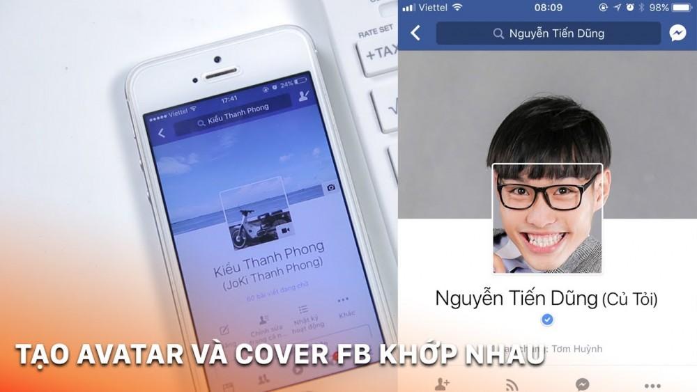 Cách Làm Hình đại Diện Trên Facebook