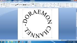 Cách Tạo Logo Trên Word