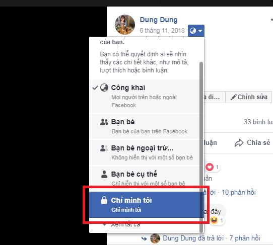 tat binh luan like tren anh dai dien facebook nhanh nhat