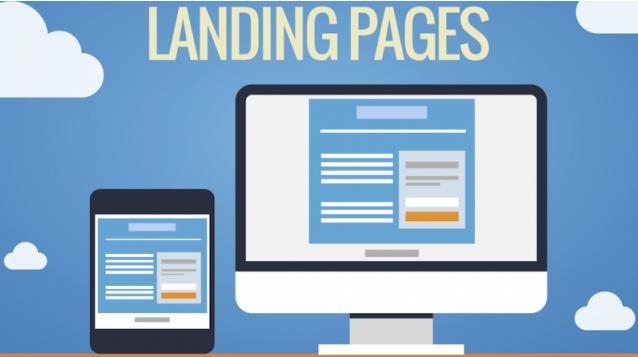 Landing Page La Gi