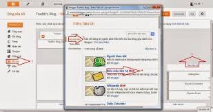Tạo Form Liên Hệ Trong Blogspot