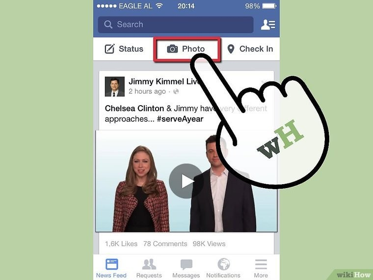 V4 760px Become Famous On Facebook And Get A Lot Of Likes Step 1 Version 3