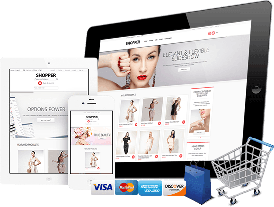 thế nào là website thương mại điện tử