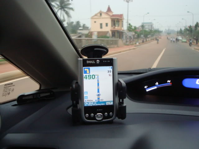 Hướng dẫn xác định tọa độ gps trên smartphone