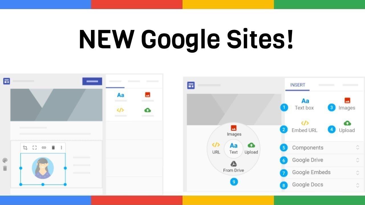 Tạo web cá nhân trên Google bằng Google Site